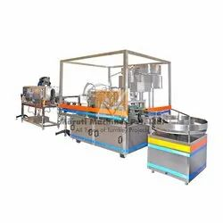 Fully Automatic Carbonated Soda Soft Drink Plant