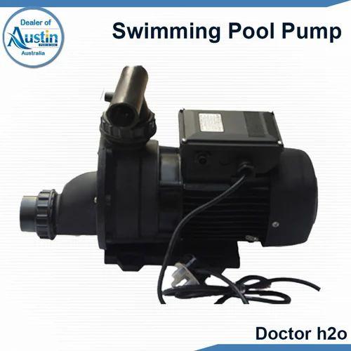 Swimming Pool Dual Speed Pump