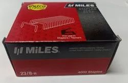 Miles Staple Pins 23/08 (4000)