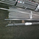 Aisi 304/l Stainless Steel Bar, Length: 3-6 Meter