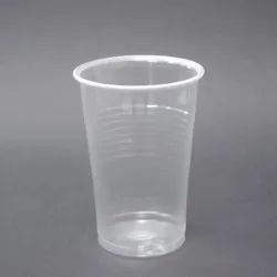Plastic Transparent Drinking Glass, for Event and Parties Supply