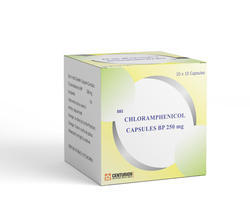 Chloramphenicol Capsules BP 250mg