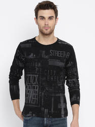 New Stylish Full Sleeve T-Shirts For Mens