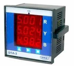 Three Phase Ammeter (DTA - 3)