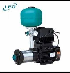 Pressure Pump With Pressure Tank