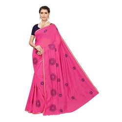 NEW CHANDERI COTTON SAREE