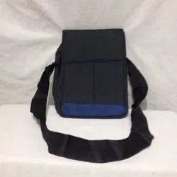 Nylon Plain Sling Bag