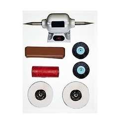 7 inch Prism Punch Polishing Kit, Lock On-Off Switch: Yes