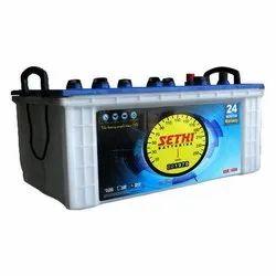 150 Ah Sethi Truck Battery, Model Name/Number: Hsb 1600, Warranty: 2 Years