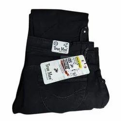 Stretchable Slim Ladies Black Denim Jeans, Waist Size: 28 to 36