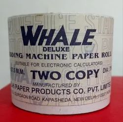 Deluxe Adding Machine Paper Roll 2 Copy