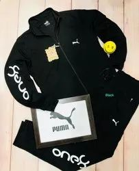 Black Track Suits