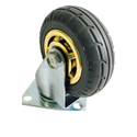 Rotatable Rubber Wheel