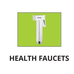 Ferox Faucets Wall Mount 6 inch Brass Health Faucet, For Bathroom Fitting