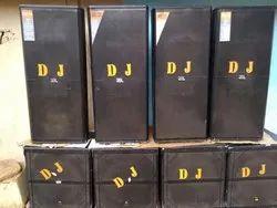 JBL DJ System, Amplifier