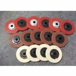 Red Nylon Buffing Wheels