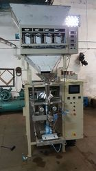 4-Head Linear Weigher Machine