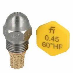 Fluidics Burner Nozzle 60 Drgree HF