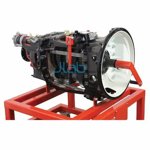 Sectioned Truck Gearbox Trainer, Model Number: JL-AE-9943