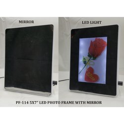 Mirror LEDs Photo Frame
