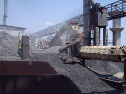 Slag Crushing Machine