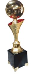 Sports Plastic Trophy Cup