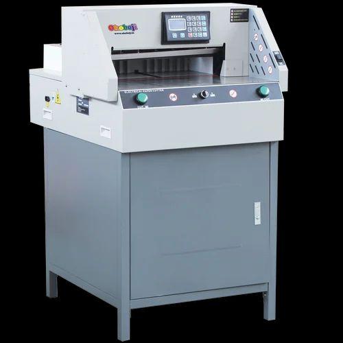 """1.3 Kw Digital Electric Okoboji Paper Cutter 490mm/19.3"""" 490E"""
