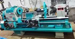Limax Double Shaft Heavy Duty Lathe Machine
