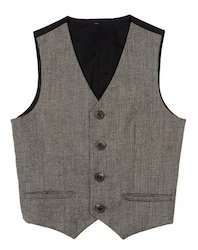 Small Cotton Boys Waistcoat