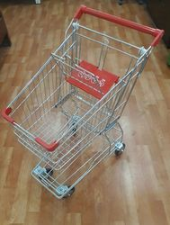 Steel Shopping Trolley 65 Ltr