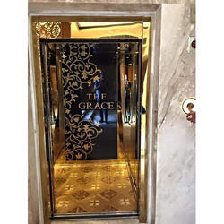 Golden Design Residential Building Elevator