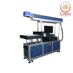 2D Galvo CO2 Laser Engraving Machine