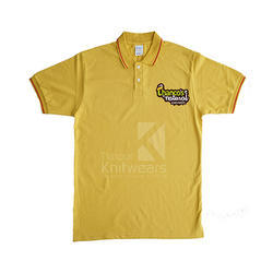 Single Tipping Corporate Polo T Shirt