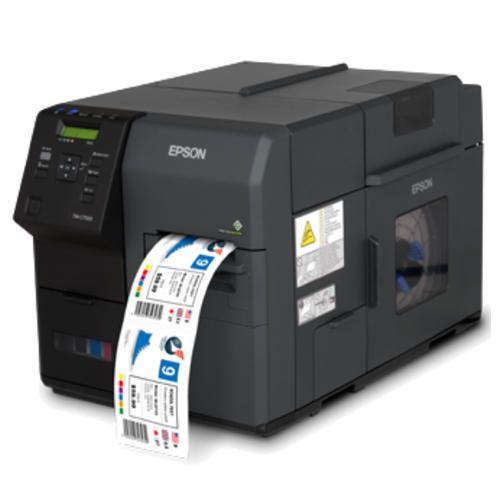 Epson Color Works C7510G Inkjet Label Printer