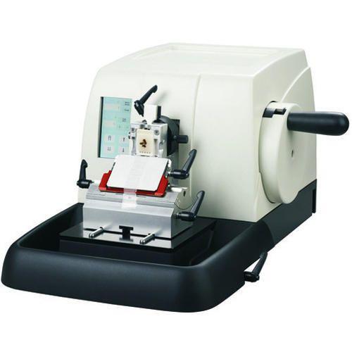 Semi Automatic Microtome, माइक्रोटोम in Tara Nagar, Ambala , Labgear  International | ID: 9260159430