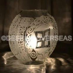 Clear Antique Lamp