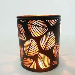 Antique, Handmade Incandescent, Fluorescent Decorative Lamp