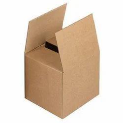 Kraft Paper Square Carton Boxes