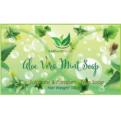 Aloe Vera Mint Soap