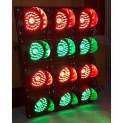 LED TRAFFIC LIGHT IN 100MM