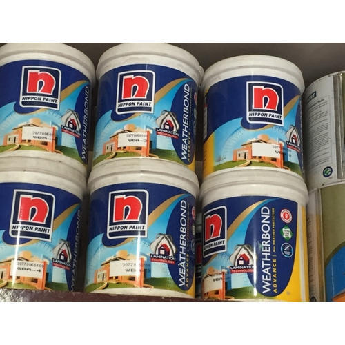 Nippon Paints Nippon Paint, Packaging Type: Bucket