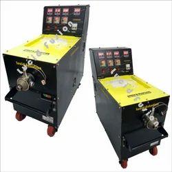 Single Phase Extruder Machine, Low, Capacity: Max