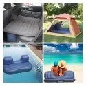 Travel Car Bed Air Sofa with Two Inflatable Pillow