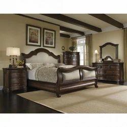 Dark Brown Designer Bedroom Furniture
