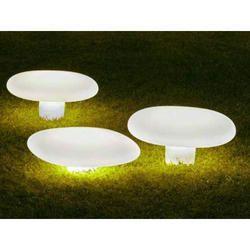 Mushroom Garden Lighting
