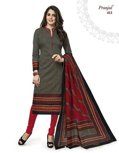 e85b8d7442 Unstitched Printed Suits, Rs 385 /piece, Maa Narayani Fashion | ID ...