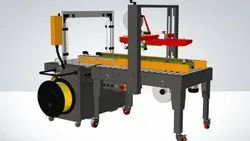 Automatic Strapping Taping Machine