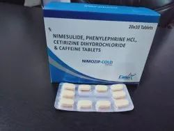 Nimozip-Cold Tablets