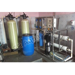 Pharmaceutical Semi-Automatic Drinking Water Treatment Plants