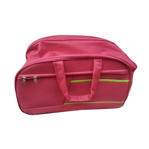 Red Waterproof Duffle Bag